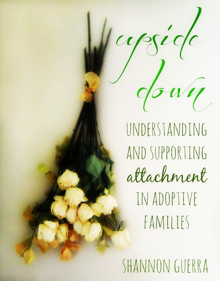 Upside Down: understanding and supporting attachment in adoptive families (eBook)