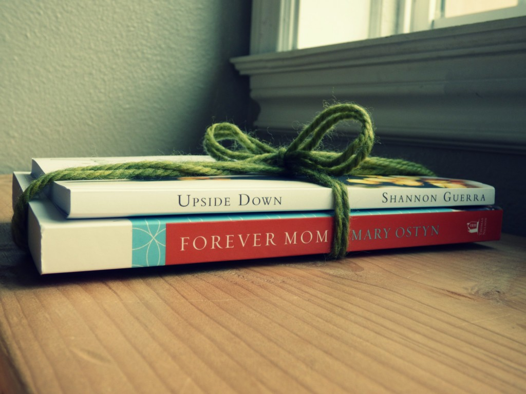 Forever Mom & Upside Down bundle giveaway