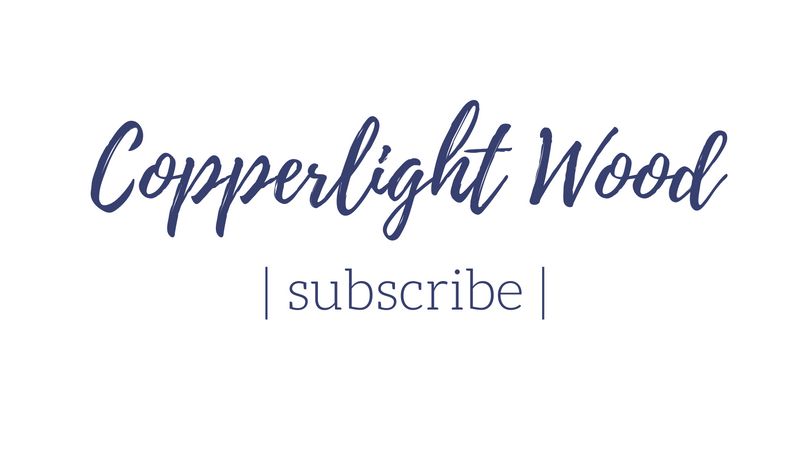 subscribe to Copperlight Wood
