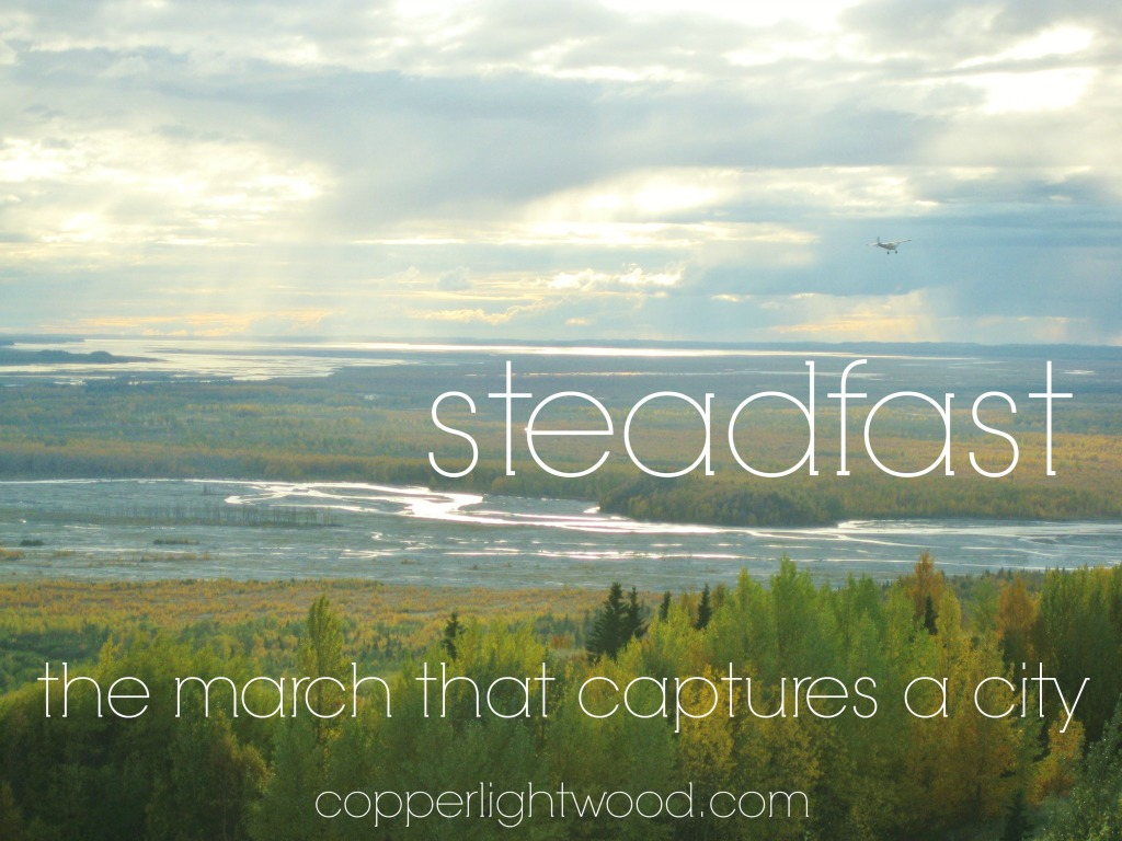 steadfast: the march that captures a city